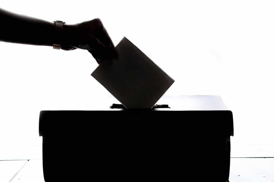 Il voto su blockchain
