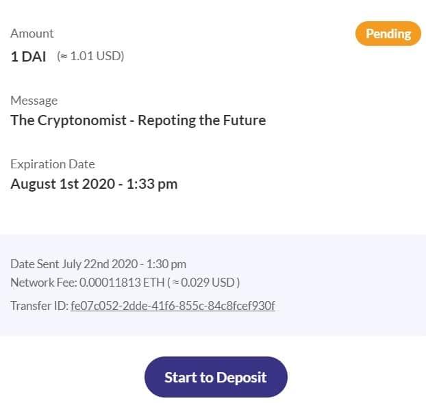 come inviare bitcoin ad un indirizzo)