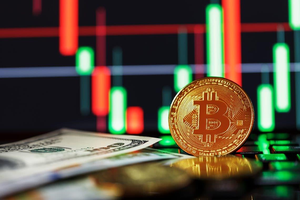 Bitcoin oggi in rialzo torna a 9.500 dollari