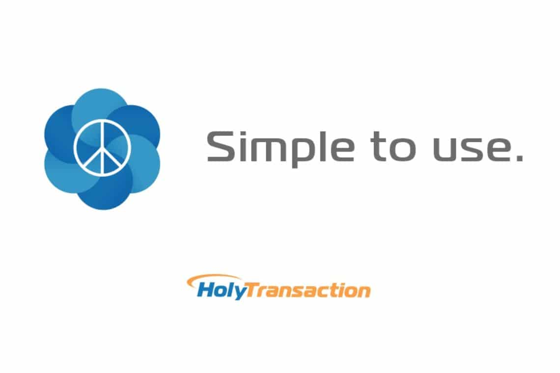 Acquista Bitcoin con carta di credito con il wallet HolyTransaction
