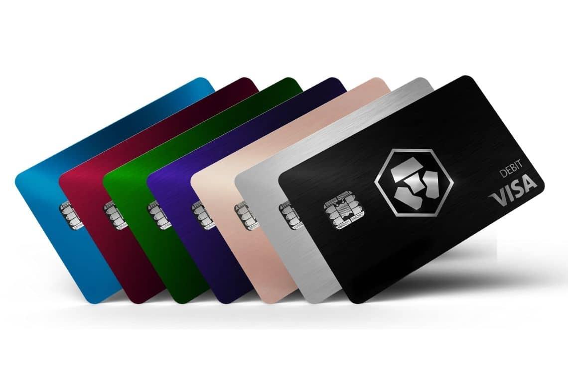 Come utilizzare la carta Visa MCO di Crypto.com