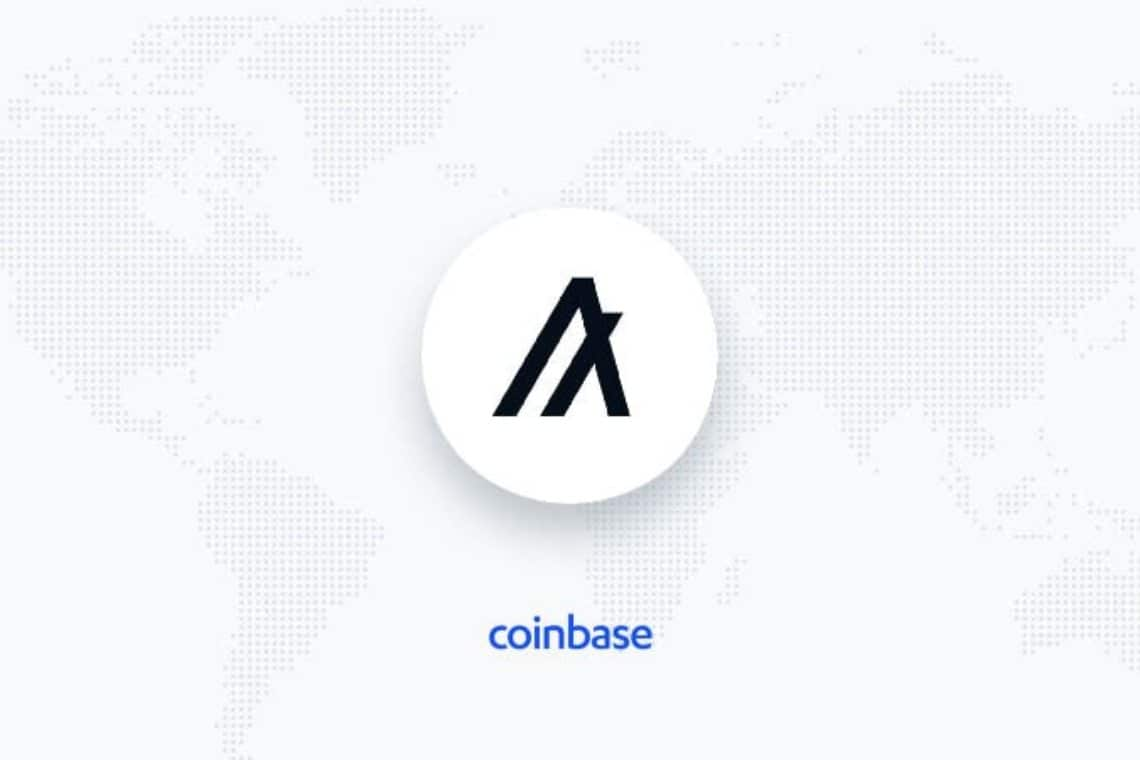 Algorand (ALGO) listato su Coinbase