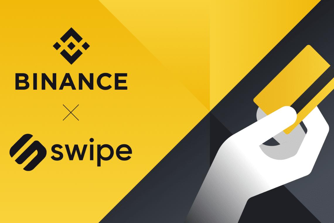 Binance ha acquisito Swipe Wallet