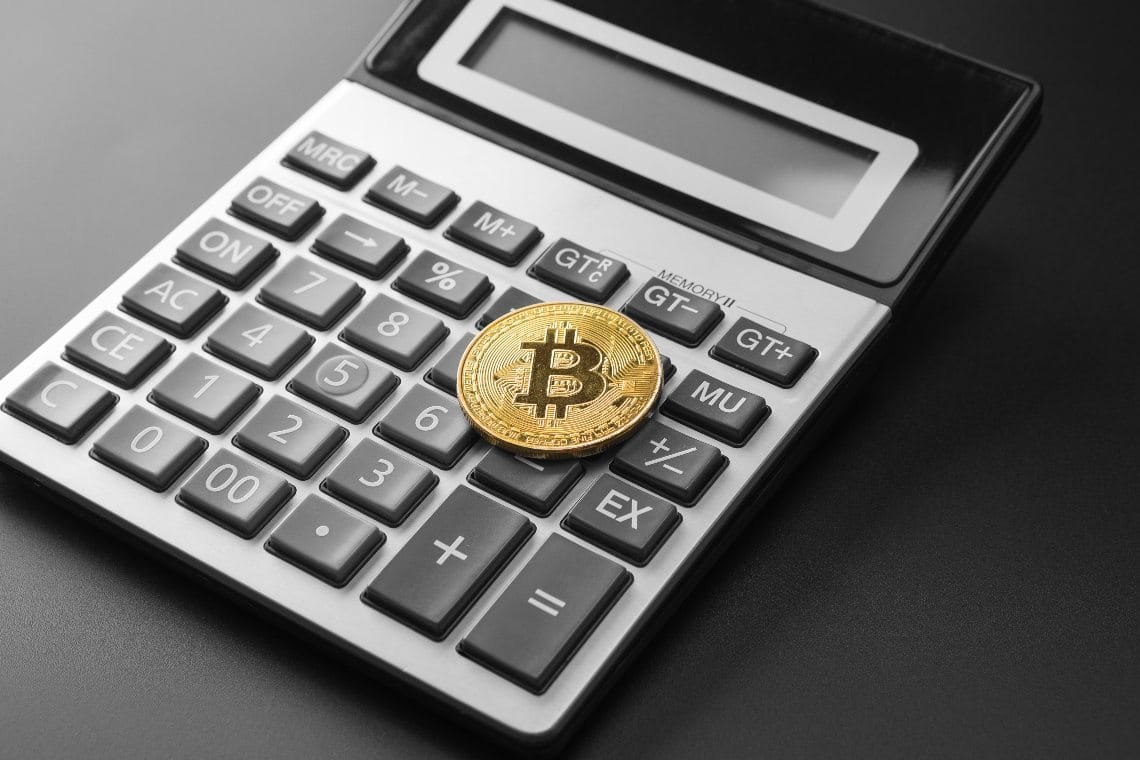 Criptovalute: un calcolatore per le tasse sui capital gain