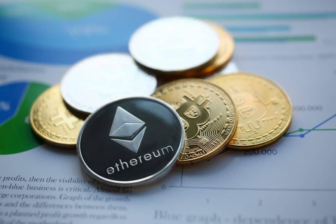 Guadagni di Bitcoin e Ethereum alle stelle