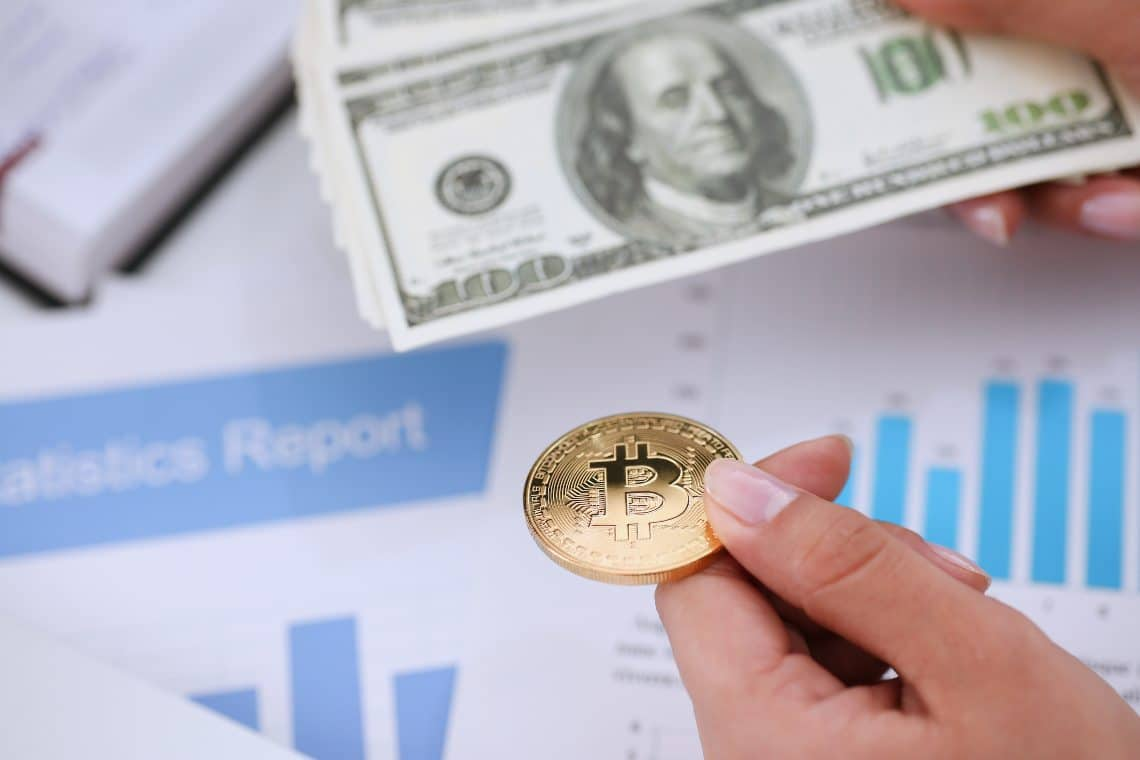 Bitcoin: con livelli più alti scattano le prese di profitto
