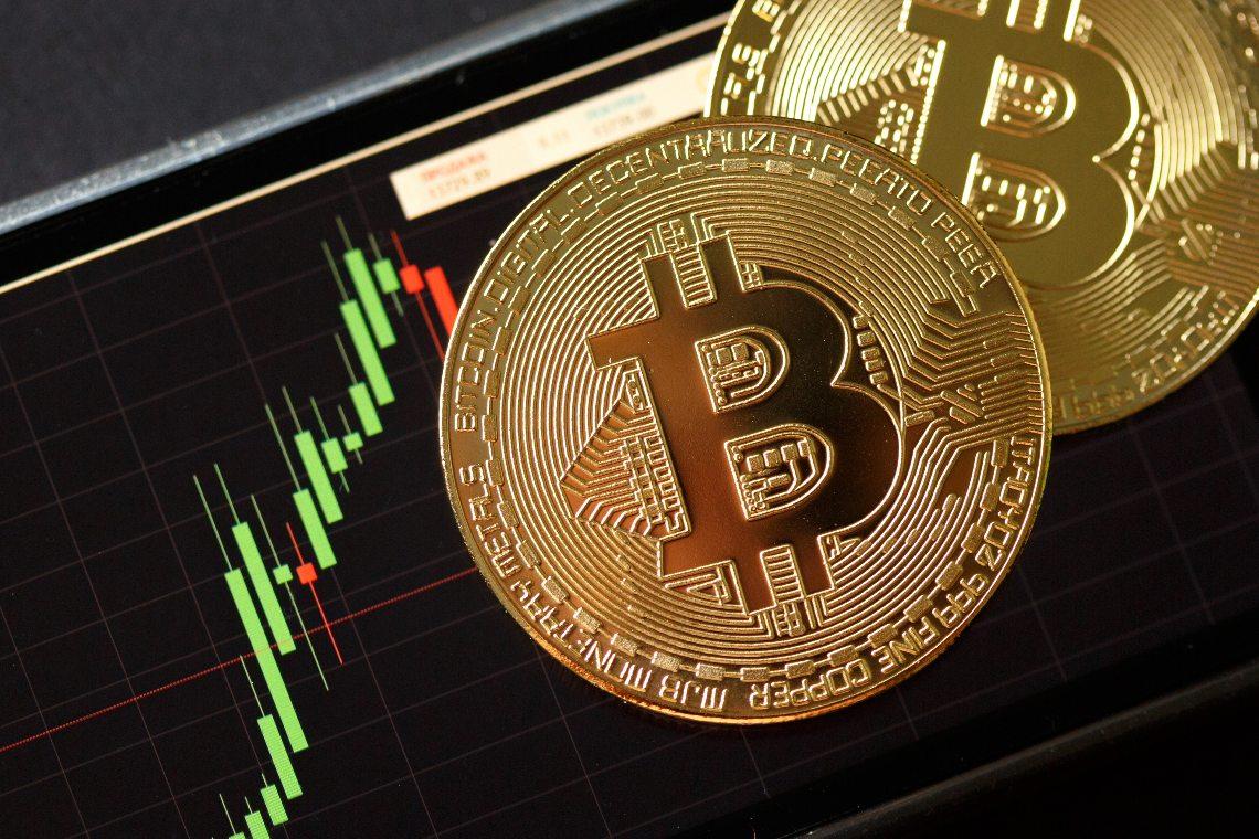 Il prezzo di Bitcoin torna a salire verso i 9.400 dollari