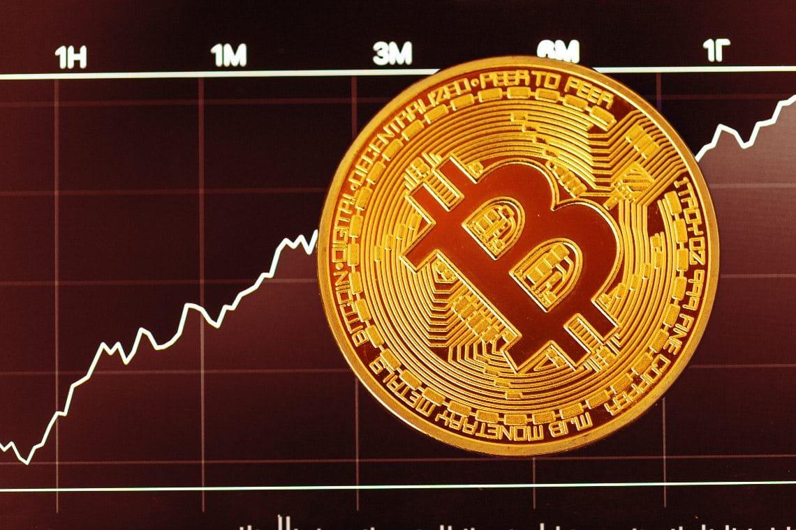 Prezzo Bitcoin, trimestre positivo: +42%
