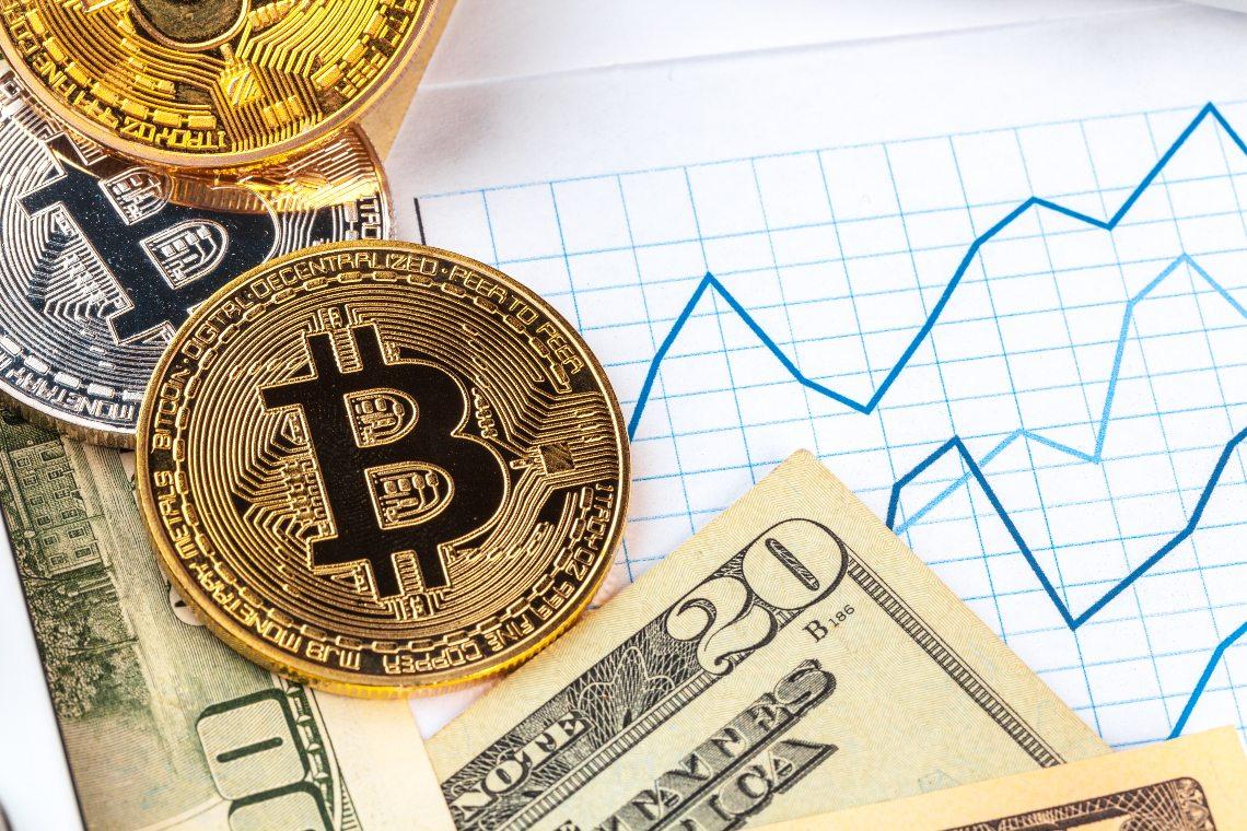 Bitcoin: i volumi restano bassi