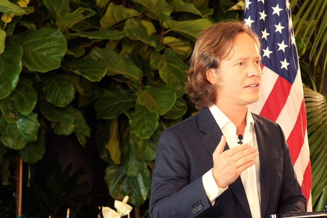 Elezioni USA 2020, Brock Pierce si candida presidente