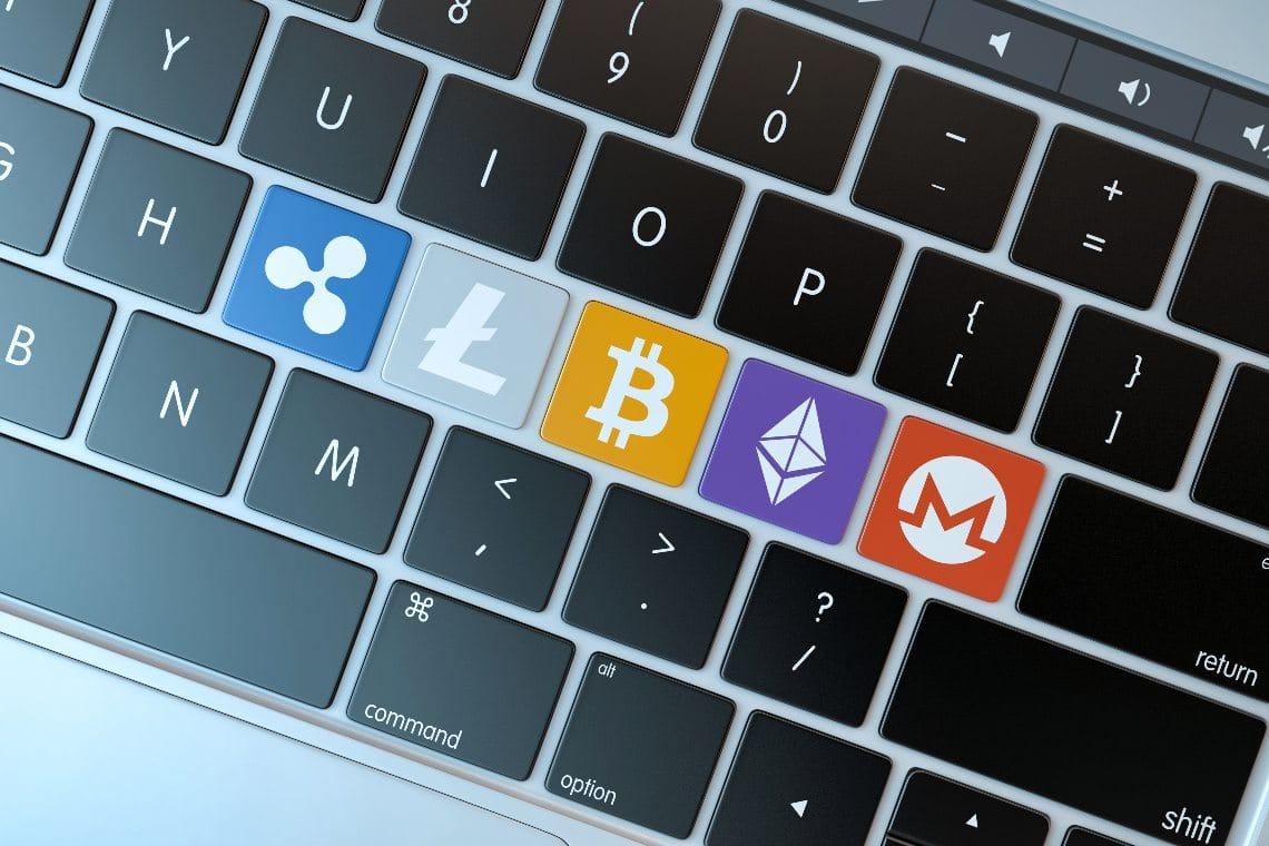 Bitcoin e le criptovalute più popolari di giugno