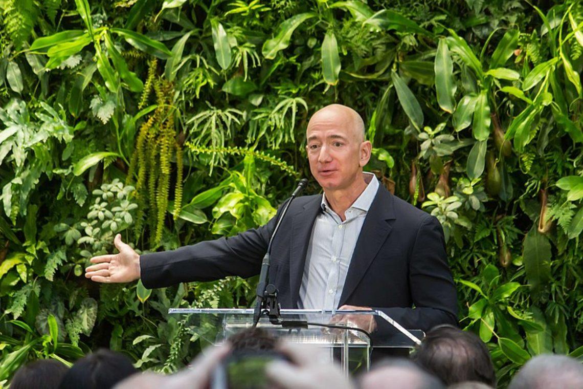 Jeff Bezos potrebbe comprare tutti i Bitcoin?
