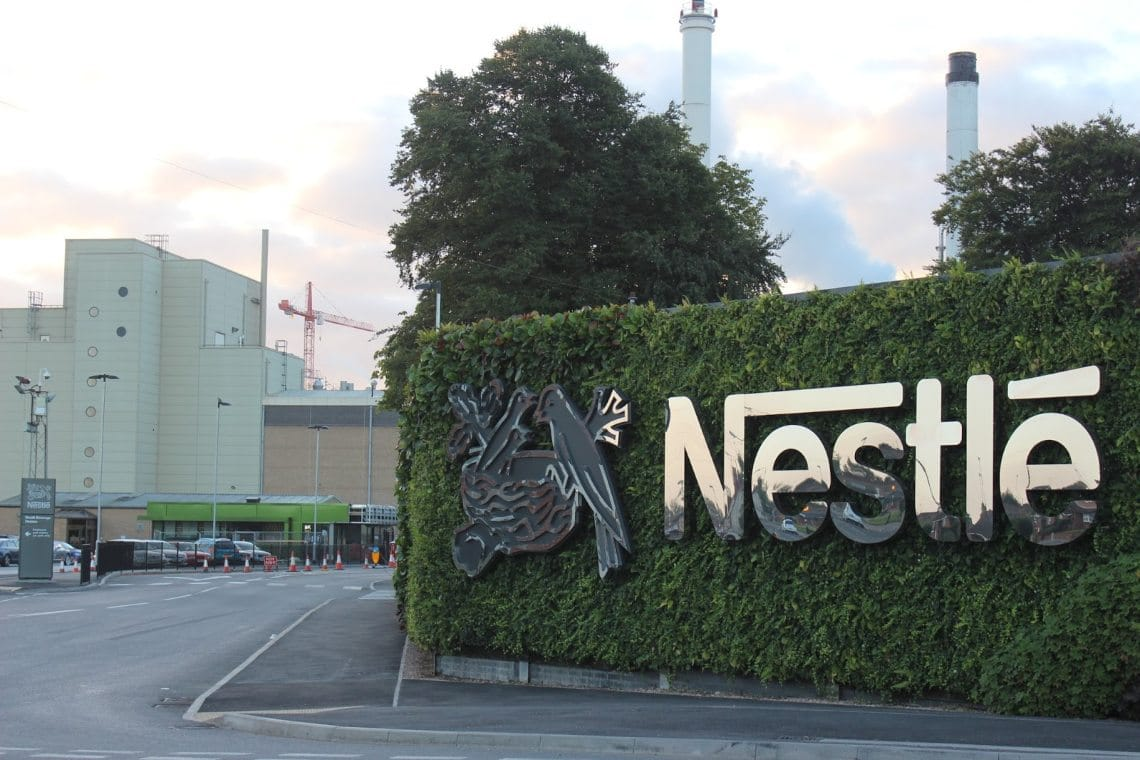 Nestlé abbraccia la blockchain per la supply chain