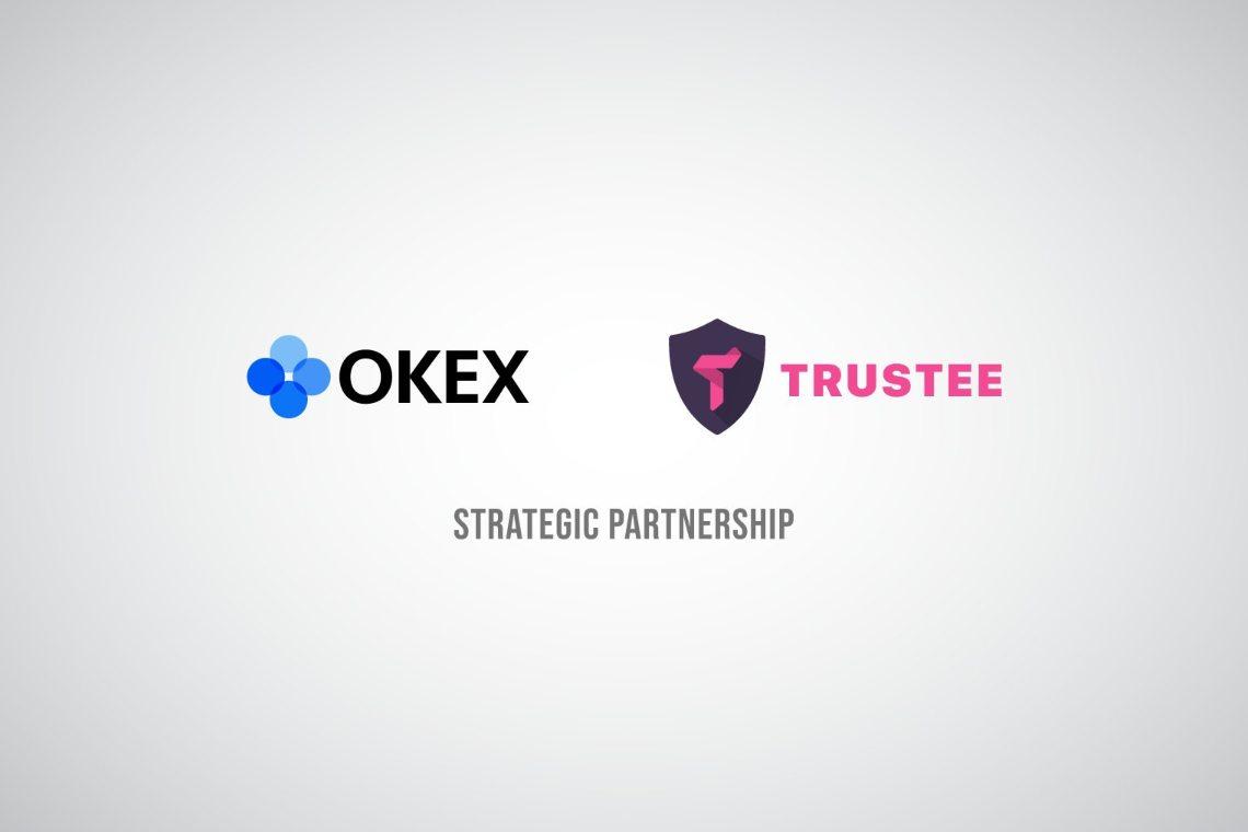 Partnership tra OKEx e Trustee Wallet