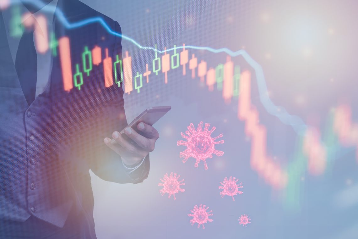 Ricerca PrimeXBT: l'impatto del Covid-19 sulla volatilità del mercato