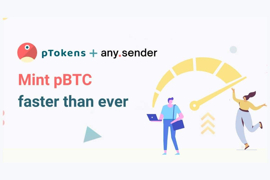 pTokens ha integrato any.sender