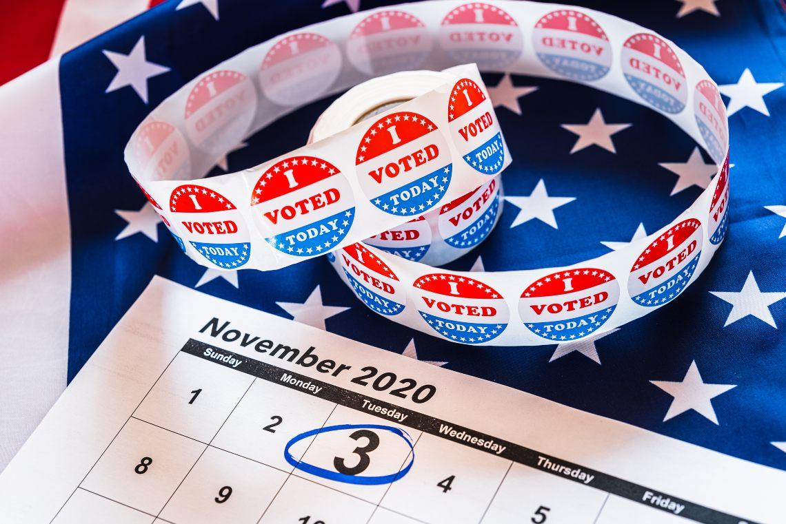 La votazione a Presidente USA di Brock Pierce va su EOS
