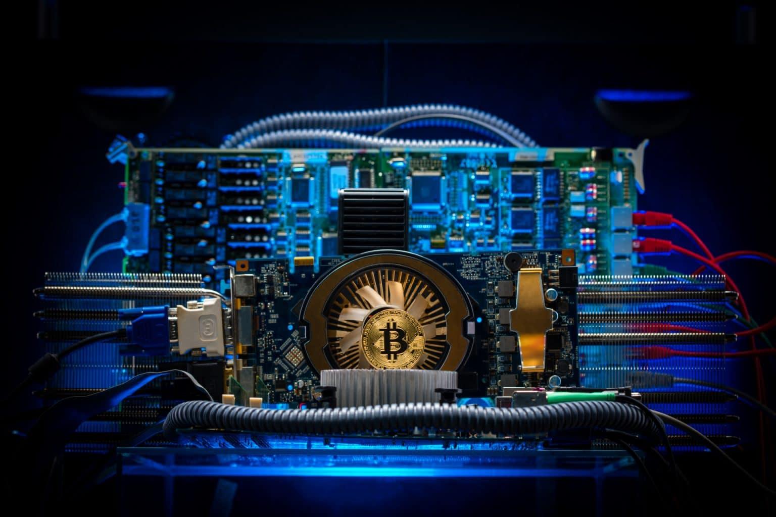 Nuovo record per l'hashrate di Bitcoin