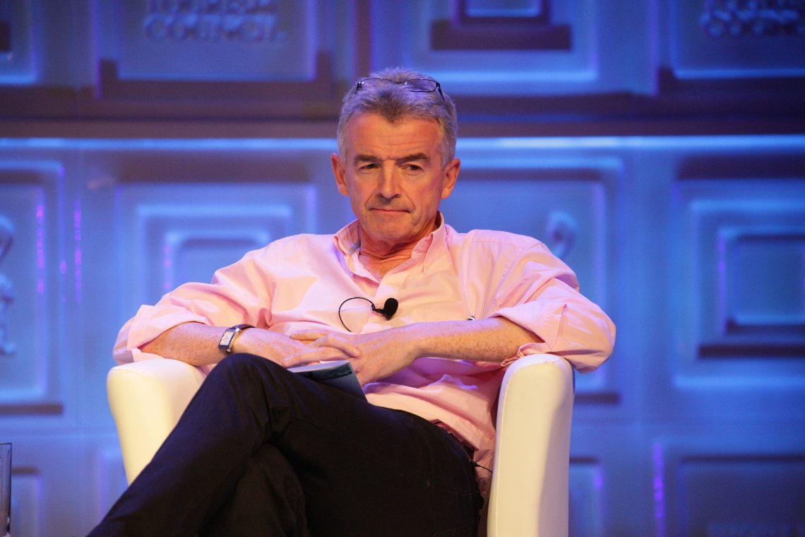Ryanair: il CEO Michael O'Leary contro Bitcoin