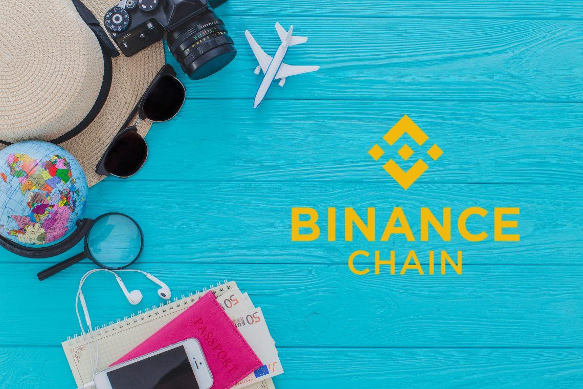 Travala e Binance Chain insieme per prenotazioni decentralizzate