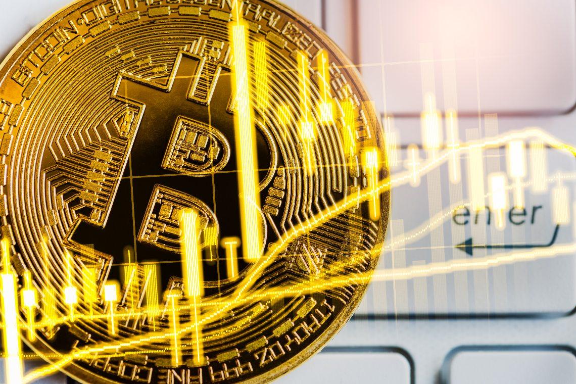 Bitcoin: torna la volatilità e aumentano i volumi
