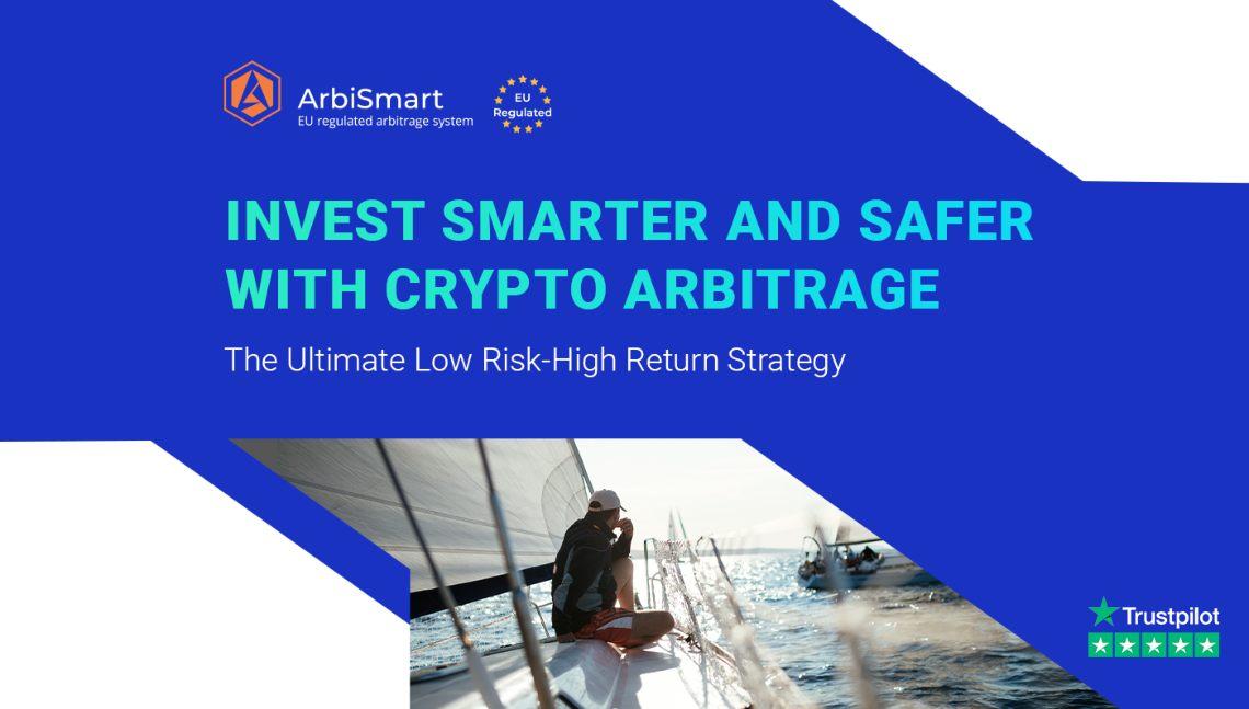 ArbiSmart: Investire in modo intelligente e sicuro con l'arbitraggio crypto