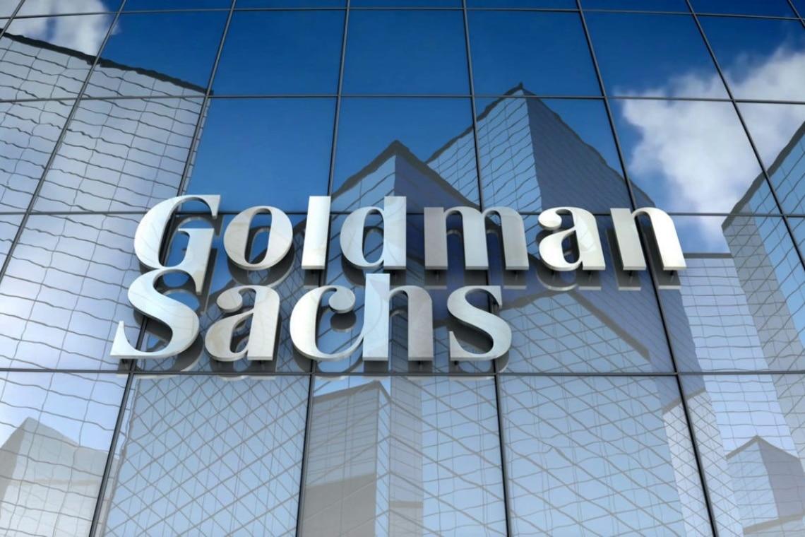 Goldman Sachs studia la sua criptovaluta
