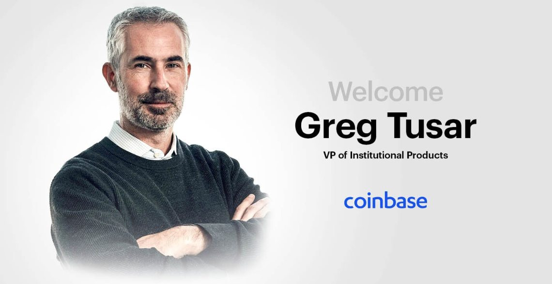 Nuovo vicepresidente per Coinbase