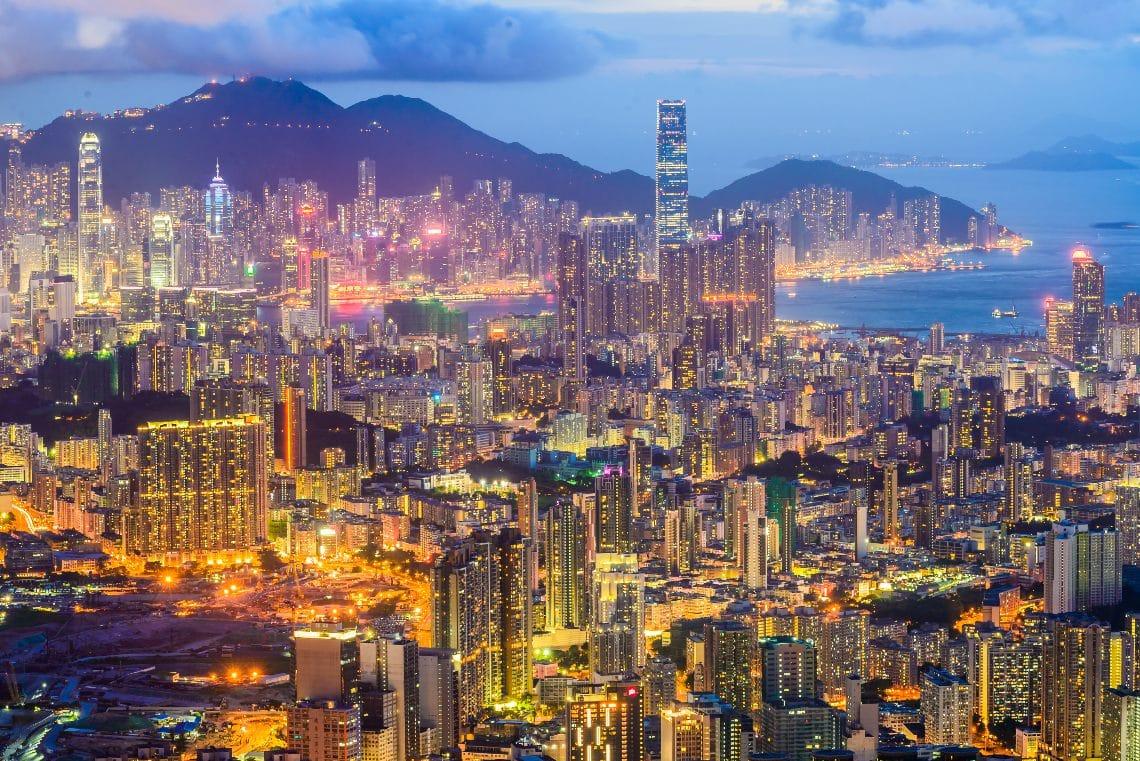 Bitcoin usato come protesta ad Hong Kong