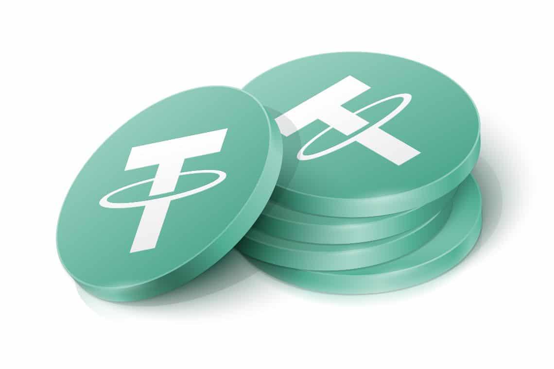 Tether supera Bitcoin e PayPal per volumi trasferiti