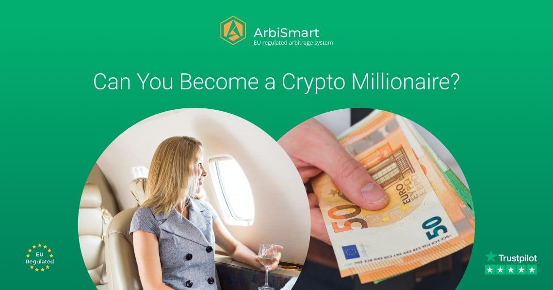 È possibile diventare un crypto-milionario?