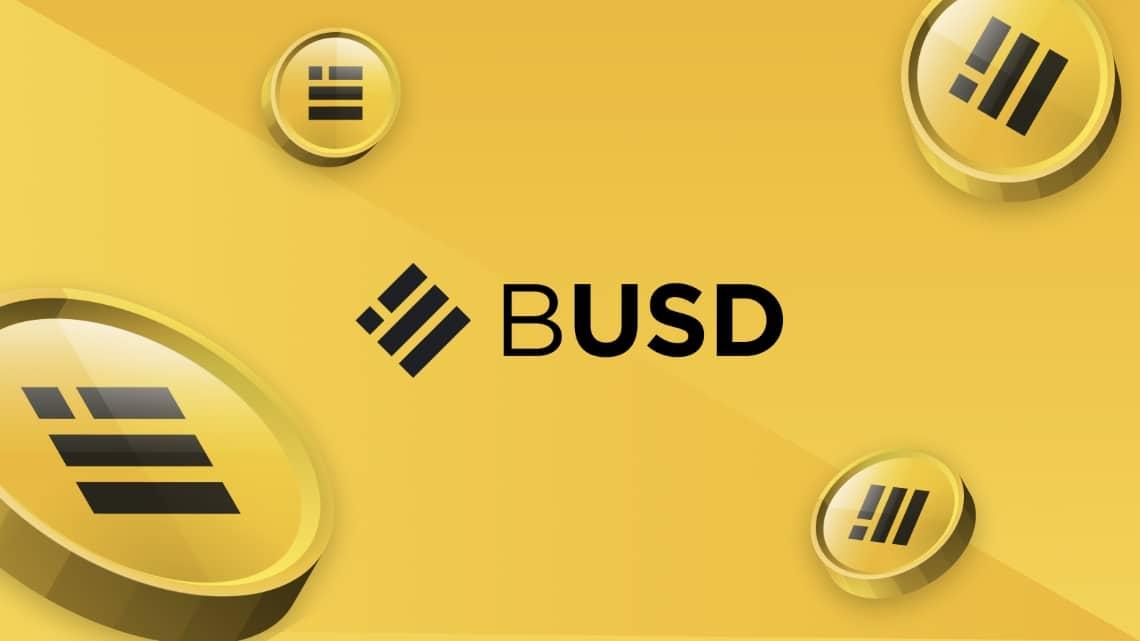 Binance: 2,4 miliardi di BUSD in un anno