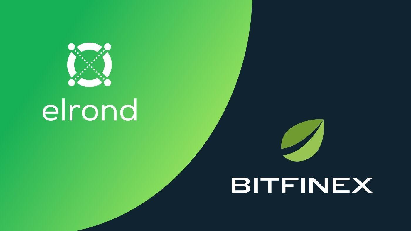 Elrond userà la nuova Bitfinex Token Sale