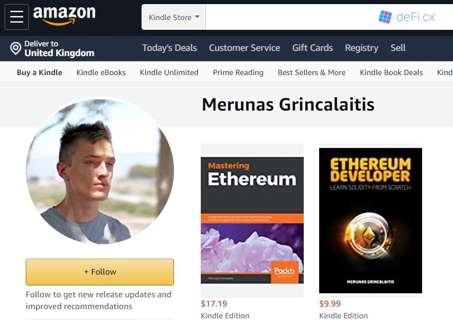 Merunas Books