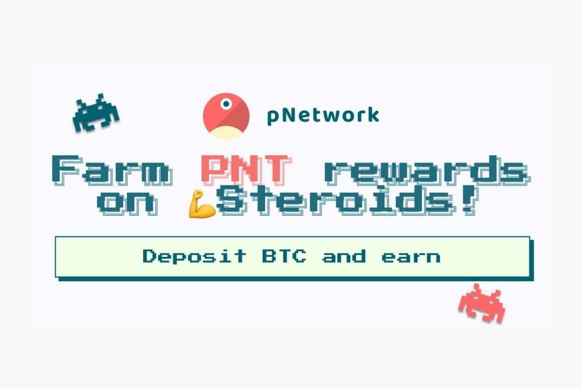 Eidoo lancia lo yield farming con bitcoin