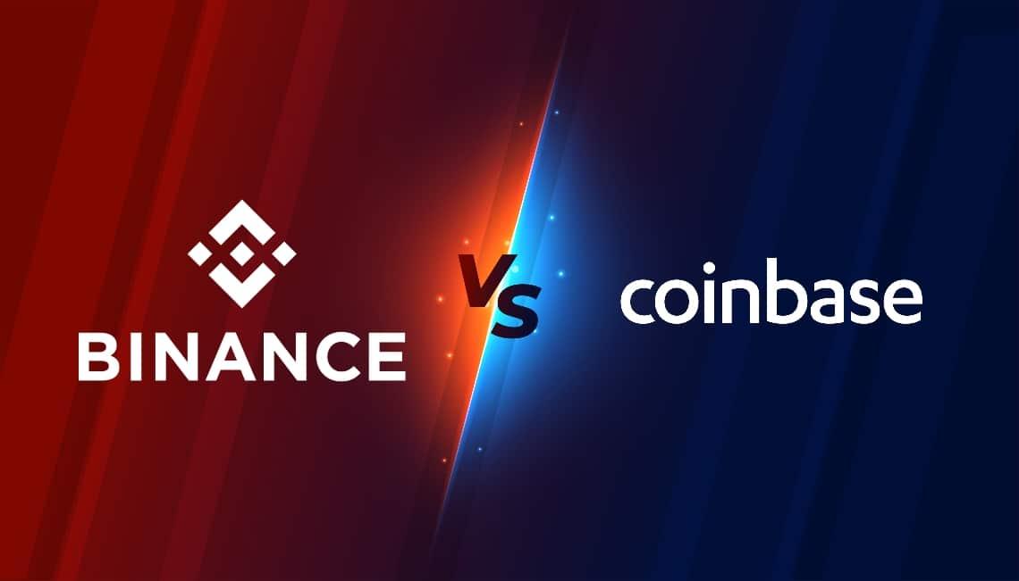 Binance vs. Coinbase: un confronto sull'acquisto di crypto in Europa