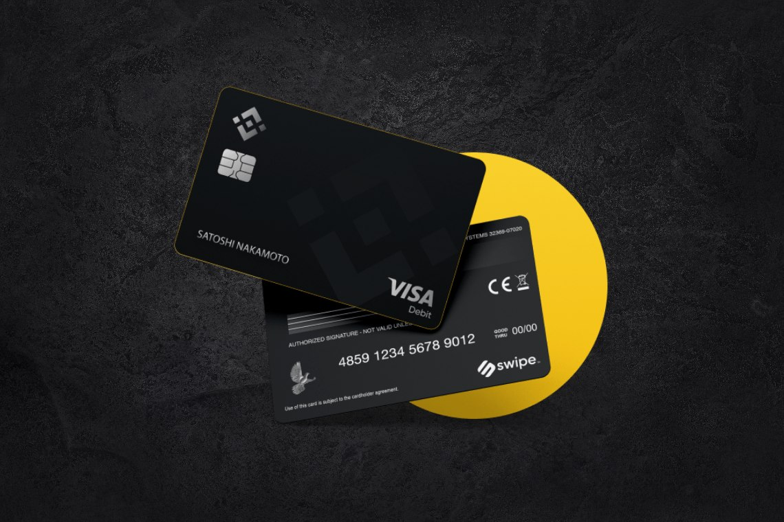 Binance Visa Card alla conquista dell'Europa