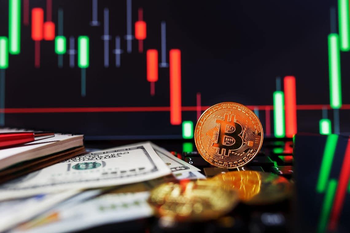 Bitcoin di nuovo sotto la soglia dei 10000 dollari