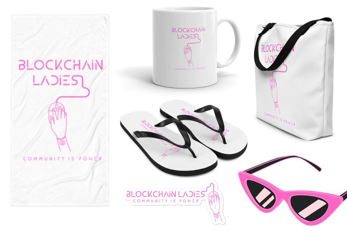 Blockchain Ladies gadgets