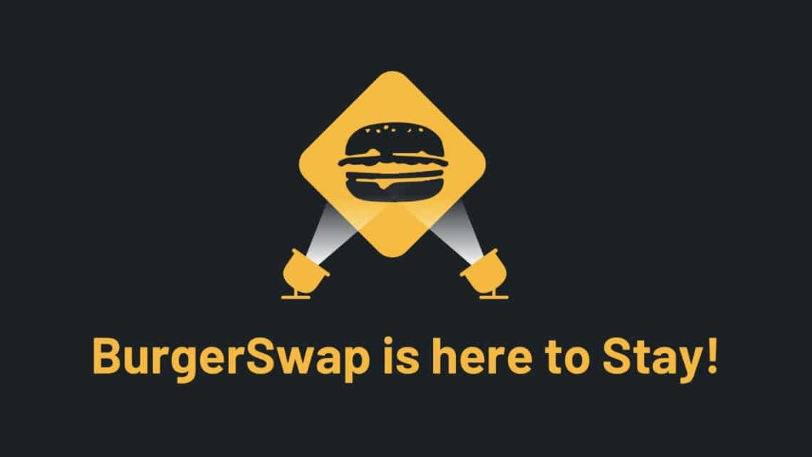 Burgerswap: un nuovo DEX su Binance Chain