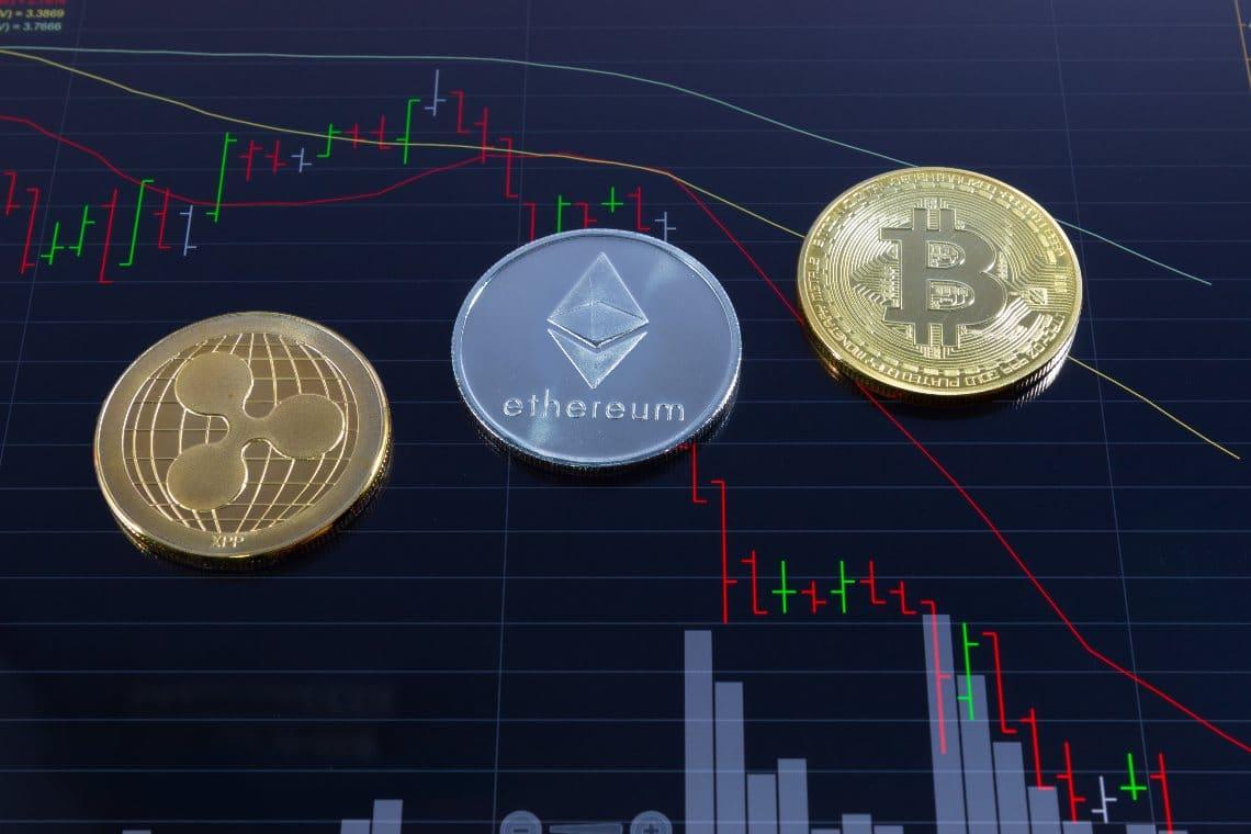 Crypto: settembre 2020 termina con effetto yo-yo