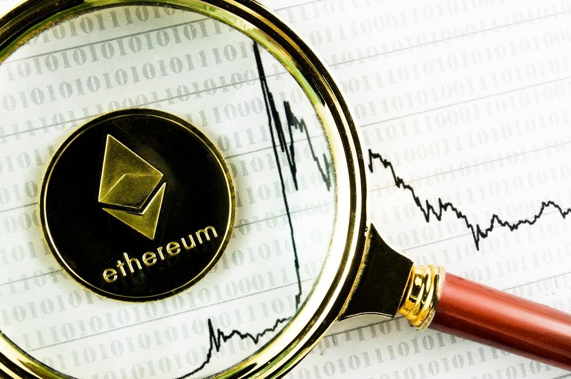 Ethereum: il valore trasferito su base settimanale sale alle stelle