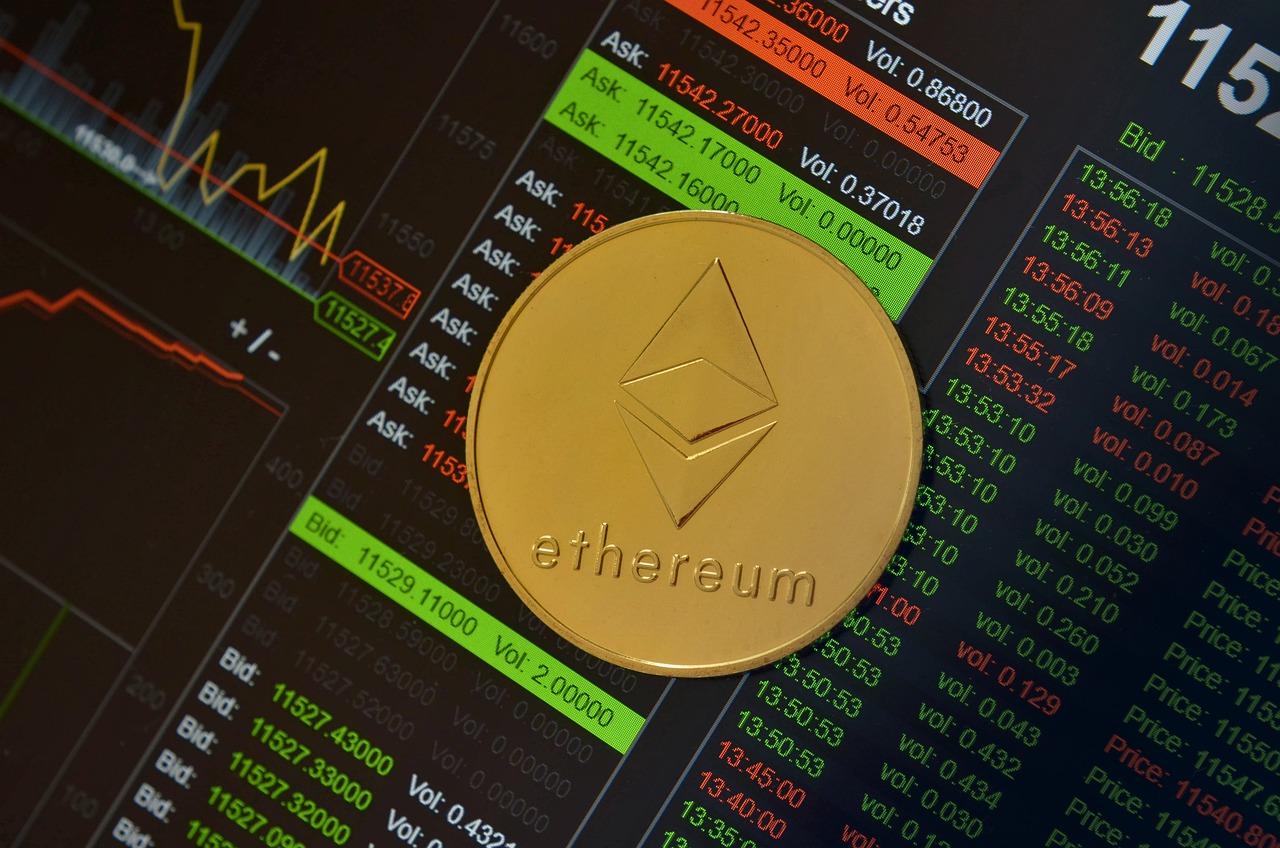 Ethereum: il prezzo di ETH sale oltre i 460 dollari