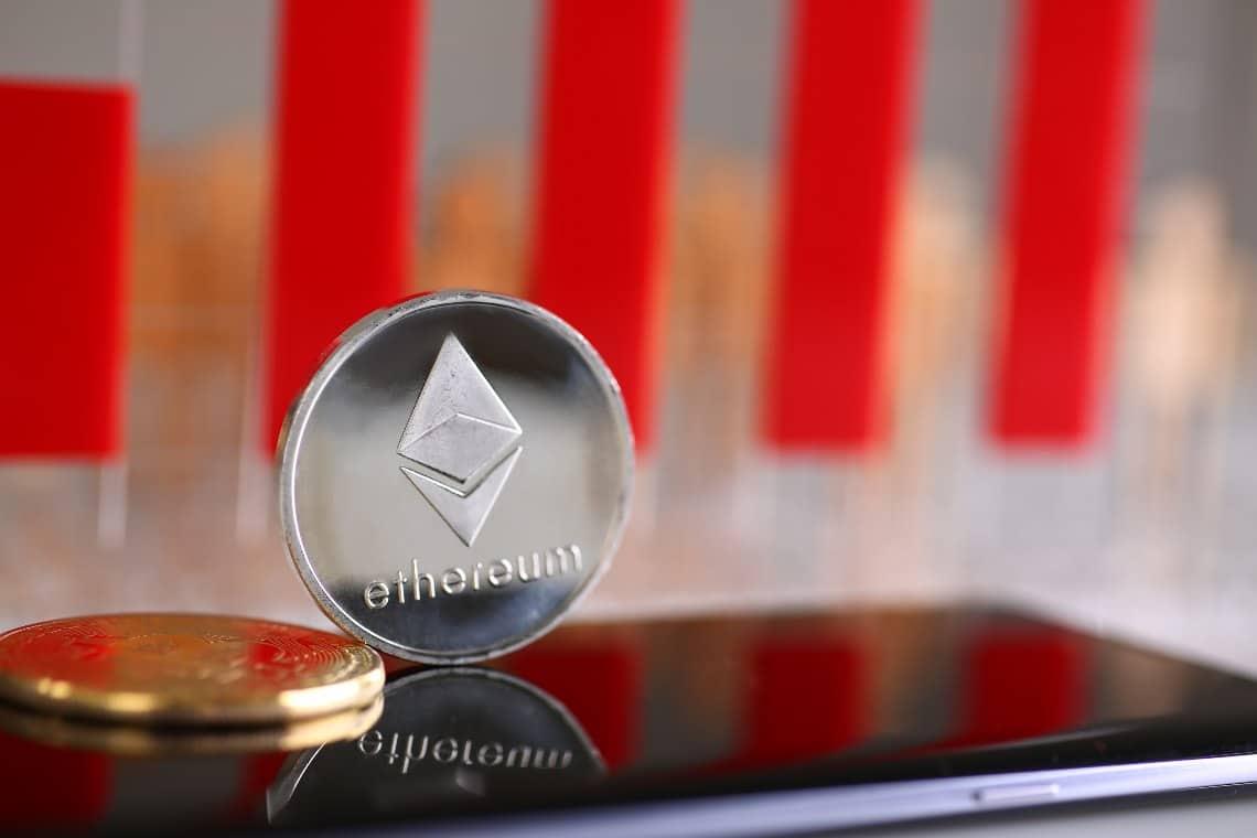 Ethereum: i prezzi si spingono a ridosso dei 375$