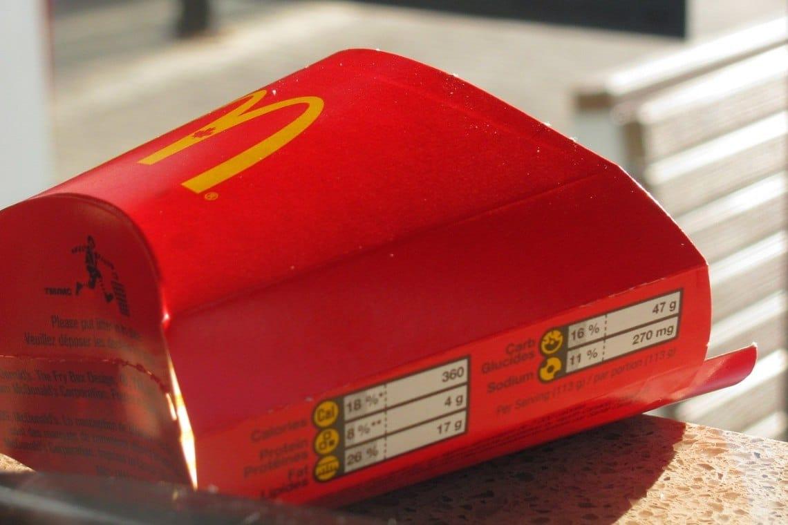 VeChain per la tracciabilità su blockchain di McDonald's e Walmart