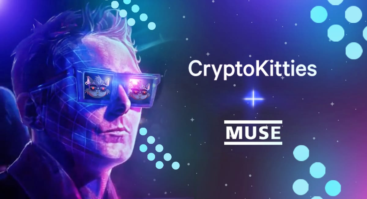 Arrivano i CryptoKitties rock targati Muse