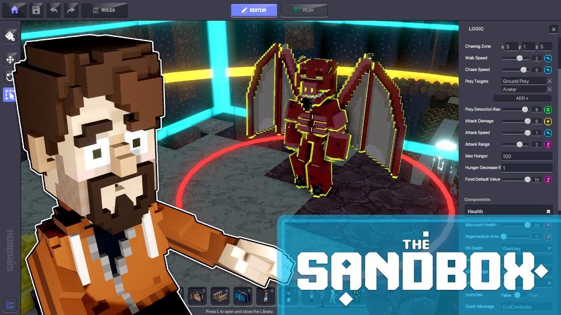 The Sandbox, i token LAND ora su Coincheck