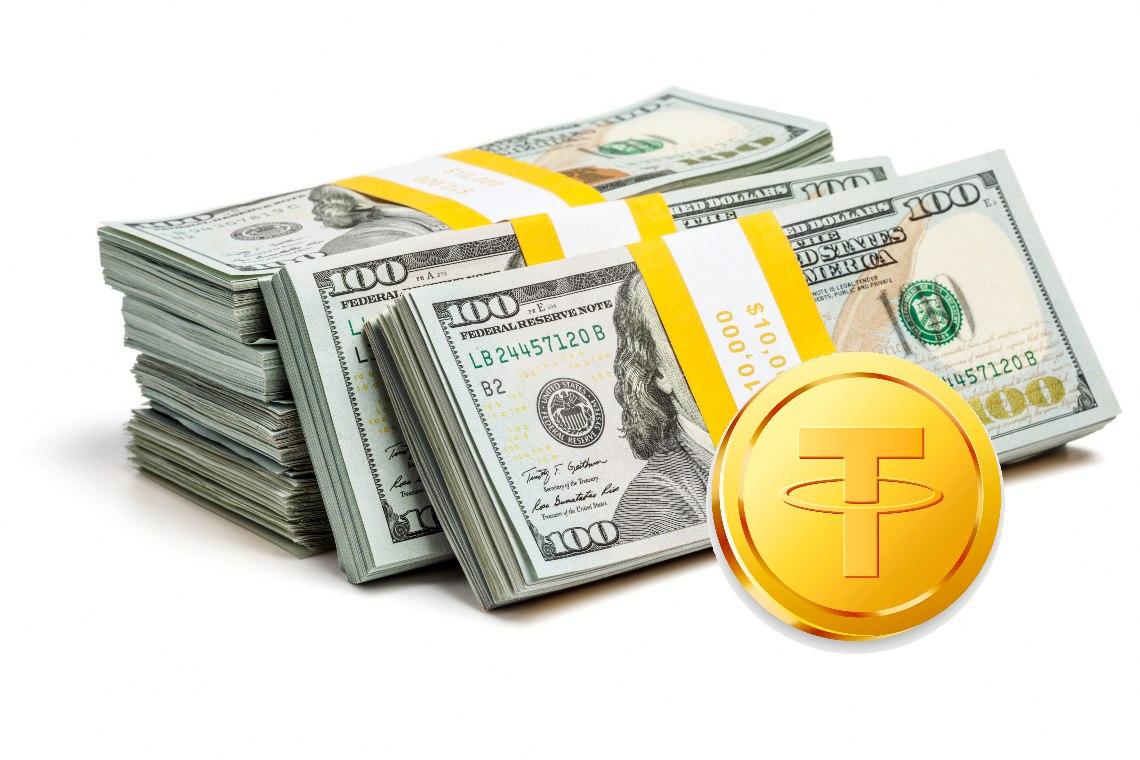 Il market cap di Tether sfonda i 15 miliardi