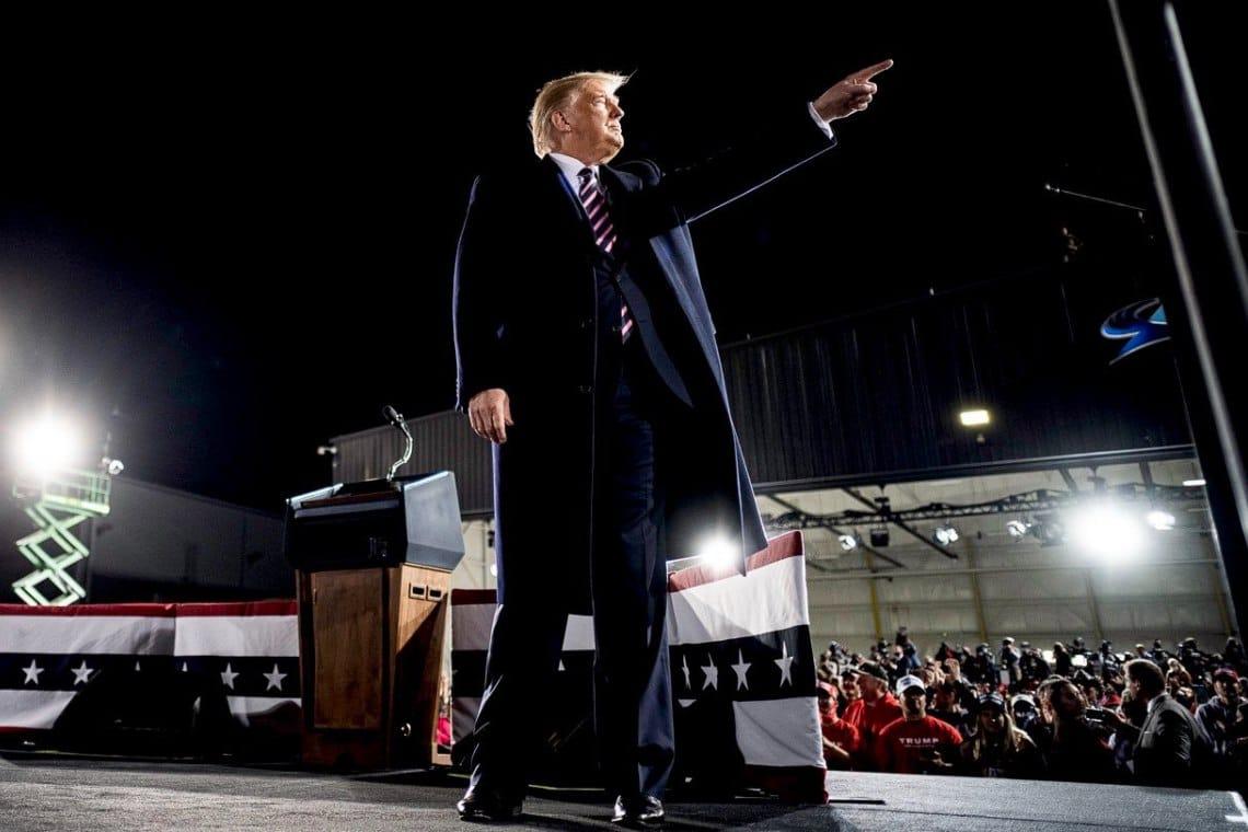 Trump potrebbe essere un bene per le criptovalute