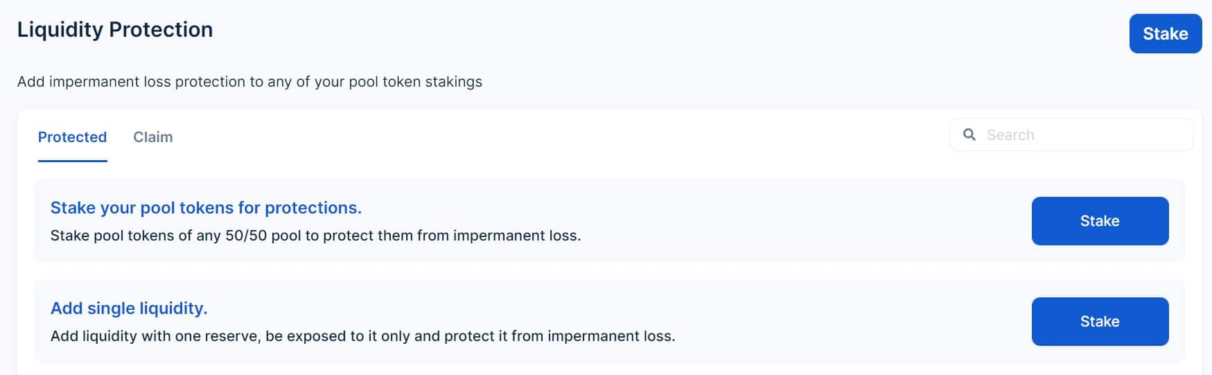 How to use Bancor against Impermanent Loss